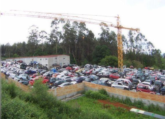 Foto 3 de Desguaces y chatarras en Sada | Desguaces Tito