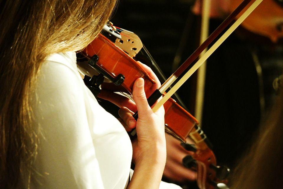 Cursos de violín: Nuestros Cursos de A.C.A. Escuela de Música