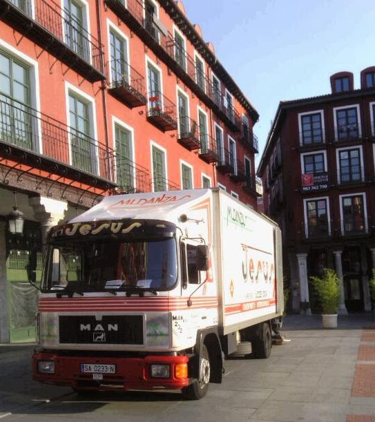 Foto 18 de Mudanzas y guardamuebles en Salamanca | Mudanzas Jesús