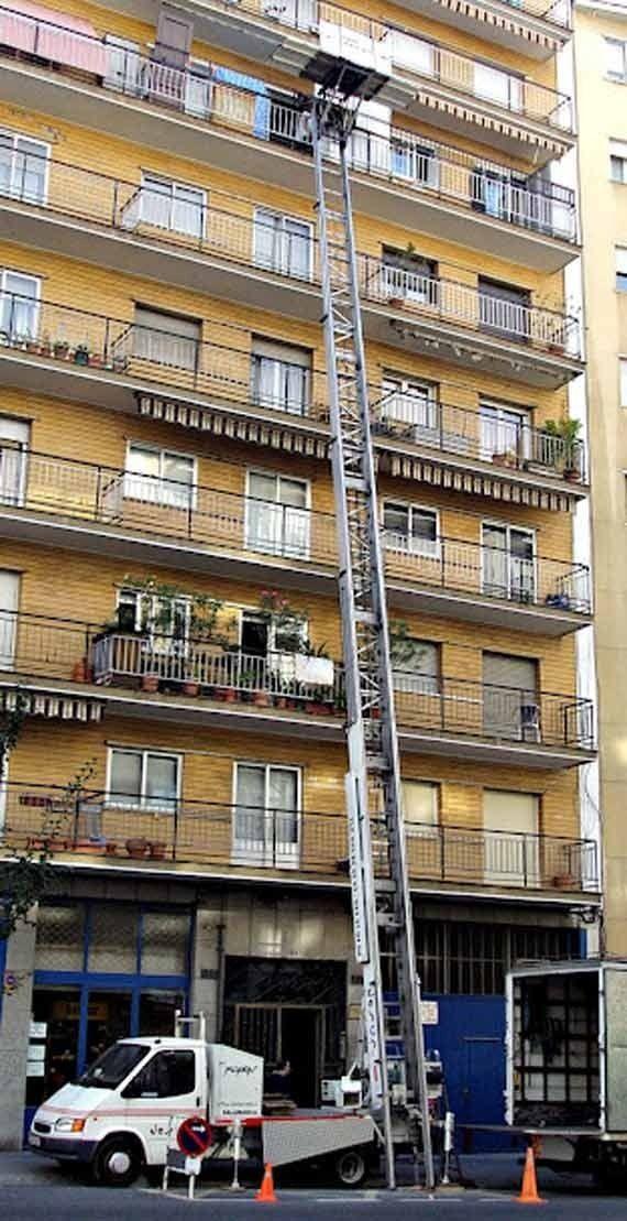 Foto 10 de Mudanzas y guardamuebles en Salamanca | Mudanzas Jesús