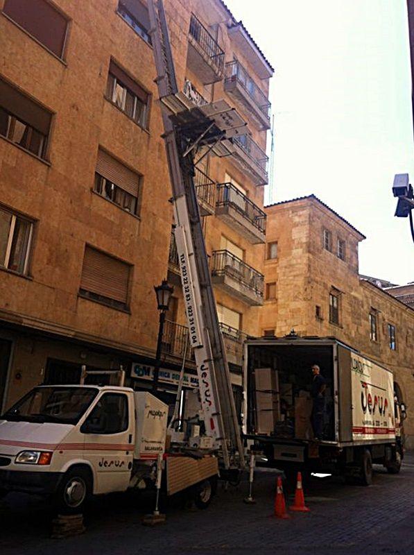 Foto 28 de Mudanzas y guardamuebles en Salamanca | Mudanzas Jesús