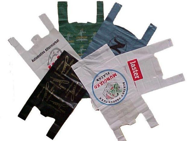 Bolsas de plástico en Bizkaia