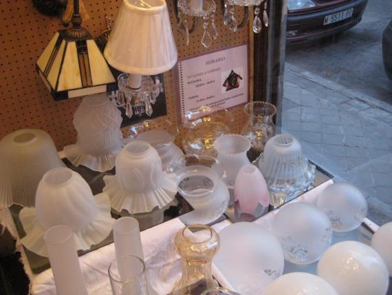 Foto 9 de Restauración de lámparas en Madrid | Restauración de Lámparas y Arañas