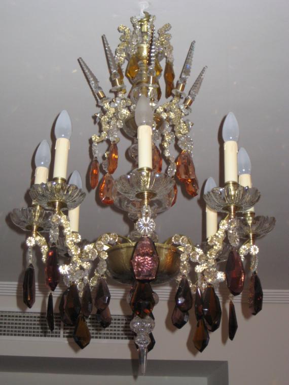 Foto 10 de Restauración de lámparas en Madrid | Restauración de Lámparas y Arañas