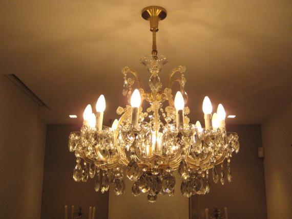 Foto 14 de Restauración de lámparas en Madrid | Restauración de Lámparas y Arañas