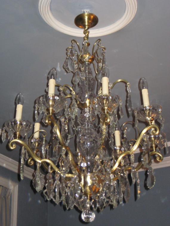 Foto 15 de Restauración de lámparas en Madrid | Restauración de Lámparas y Arañas