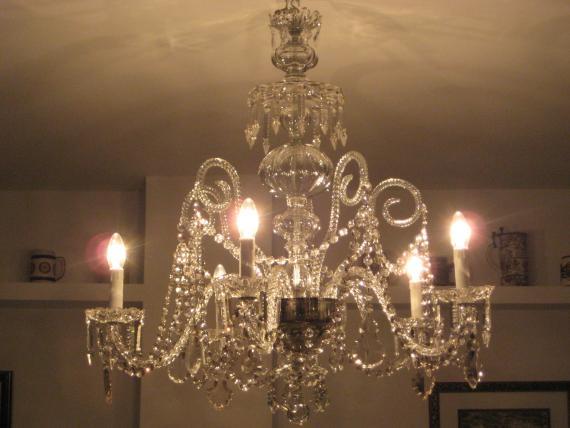 Foto 17 de Restauración de lámparas en Madrid | Restauración de Lámparas y Arañas