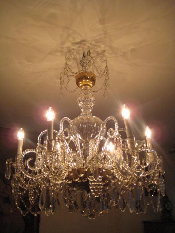 Foto 19 de Restauración de lámparas en Madrid | Restauración de Lámparas y Arañas