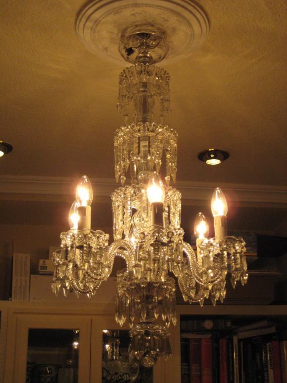 Foto 22 de Restauración de lámparas en Madrid | Restauración de Lámparas y Arañas