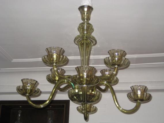 Foto 23 de Restauración de lámparas en Madrid | Restauración de Lámparas y Arañas