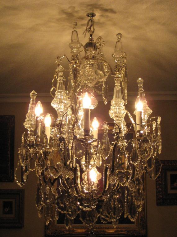 Foto 26 de Restauración de lámparas en Madrid | Restauración de Lámparas y Arañas