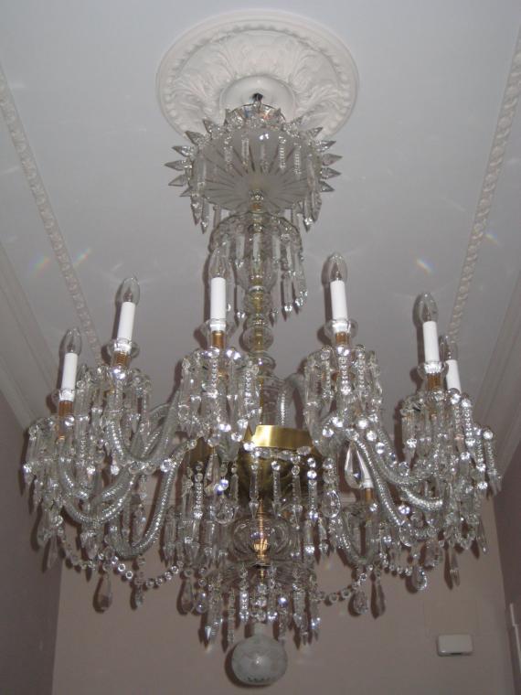 Foto 13 de Restauración de lámparas en Madrid | Restauración de Lámparas y Arañas