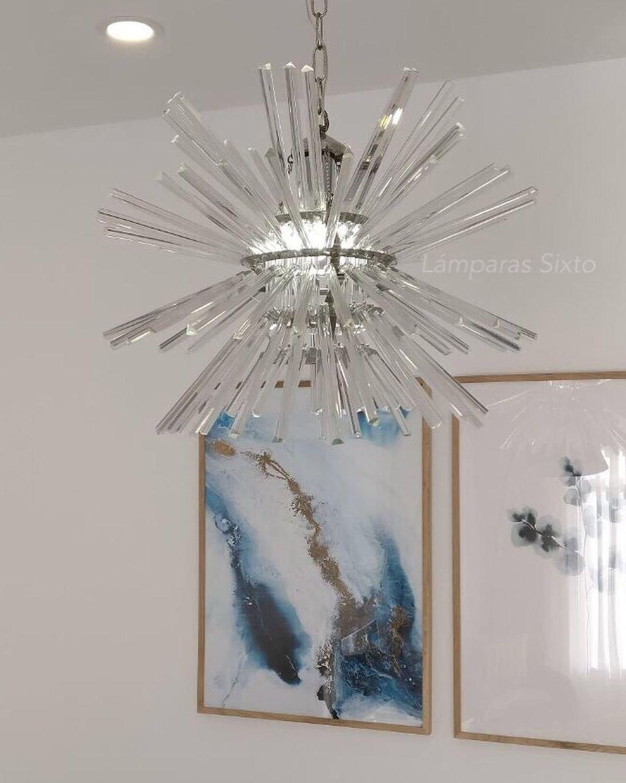 Lámpara Sputnik 2