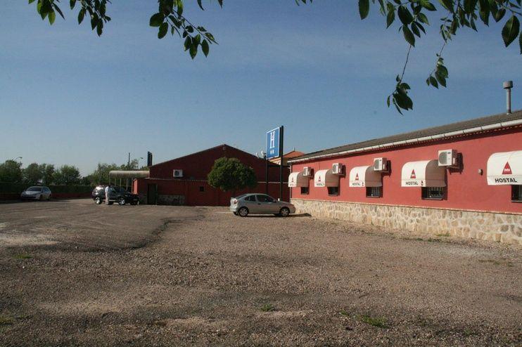 Aparcamiento gratuito: Instalaciones  de La Hacienda del Casar