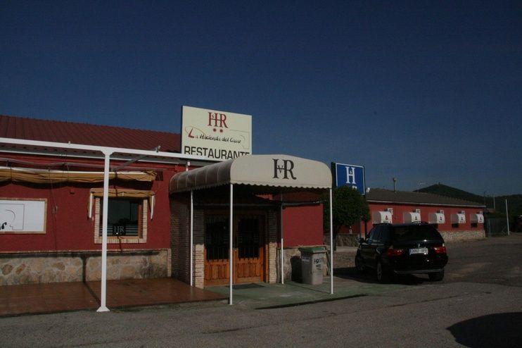 Restaurante: Instalaciones  de La Hacienda del Casar
