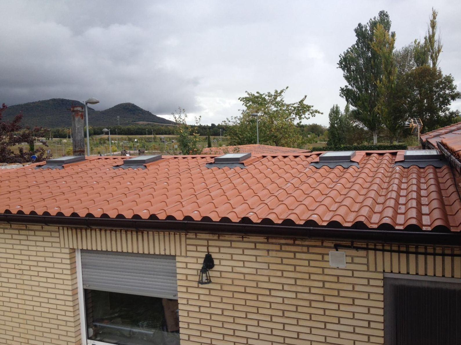 reformas de tejados y canalones