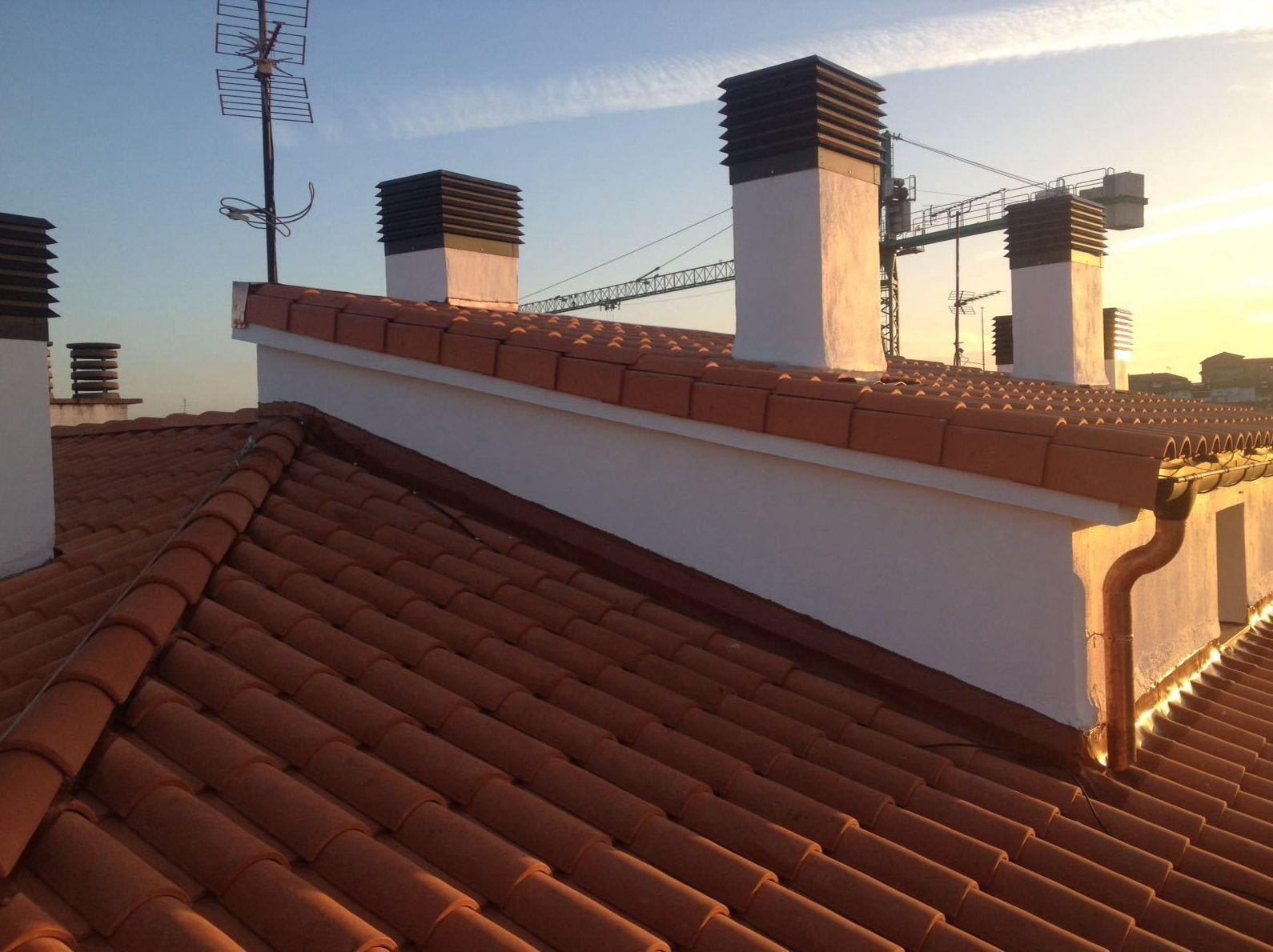cubiertas y tejados en vitoria