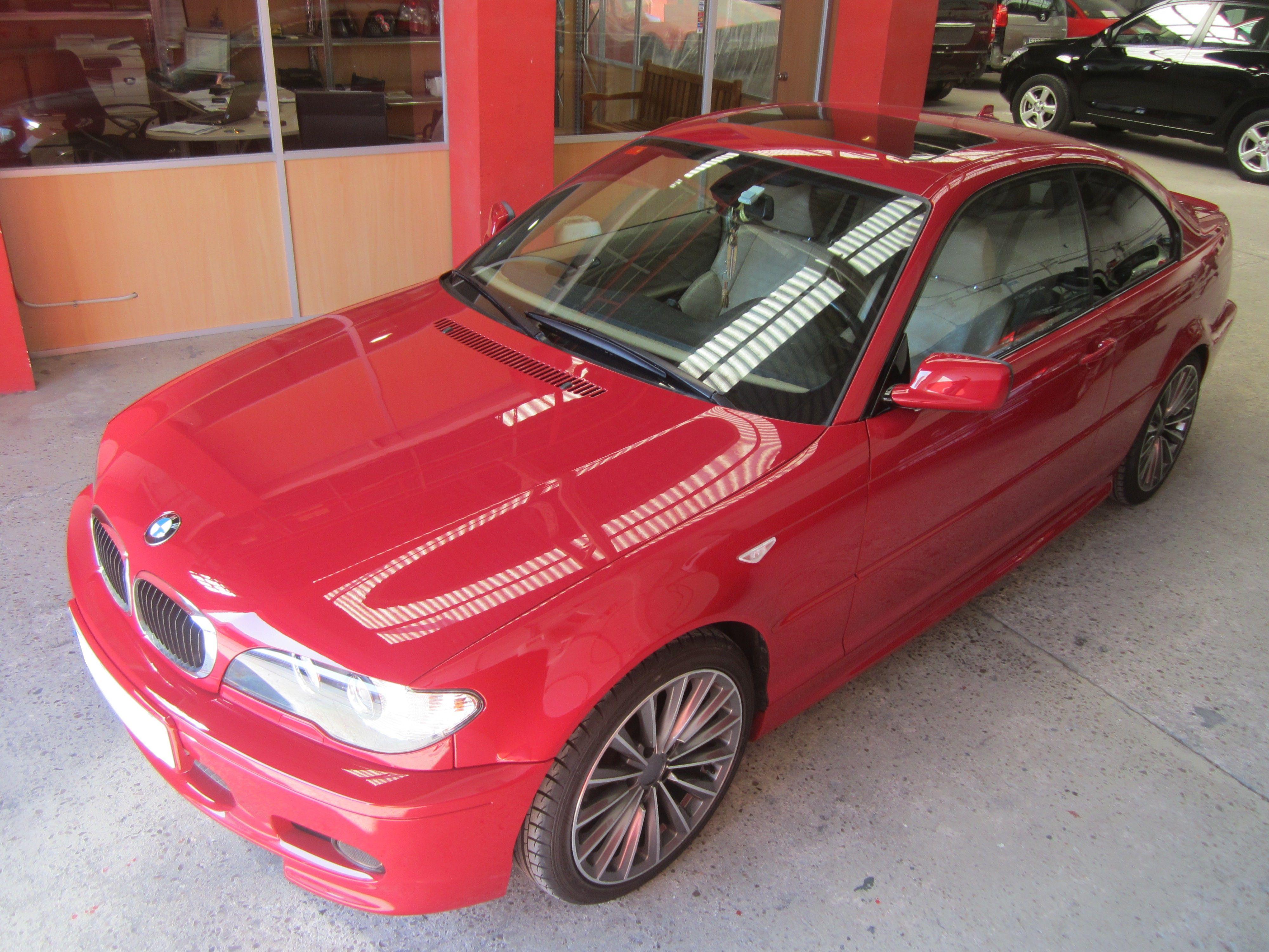 BMW\u002DREPORTAJE COMPLETO DEL PROCESO DE REPARACIÓN EN NUESTRA PÁGINA DE FACEBOOK