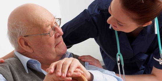 Enfermería: Nuestros Servicios  de Residencia Hotel para Mayores Virgen del Socorro
