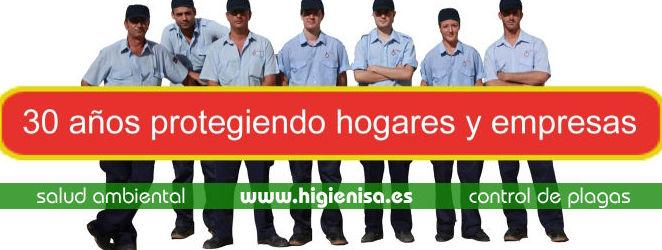 expertos control de plagas Alicante