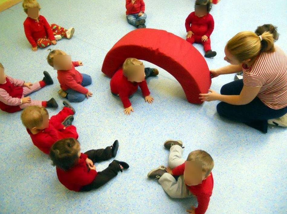 Sala de Psicomotricidad.: Actividades y Servicios de Mi Primer Cole