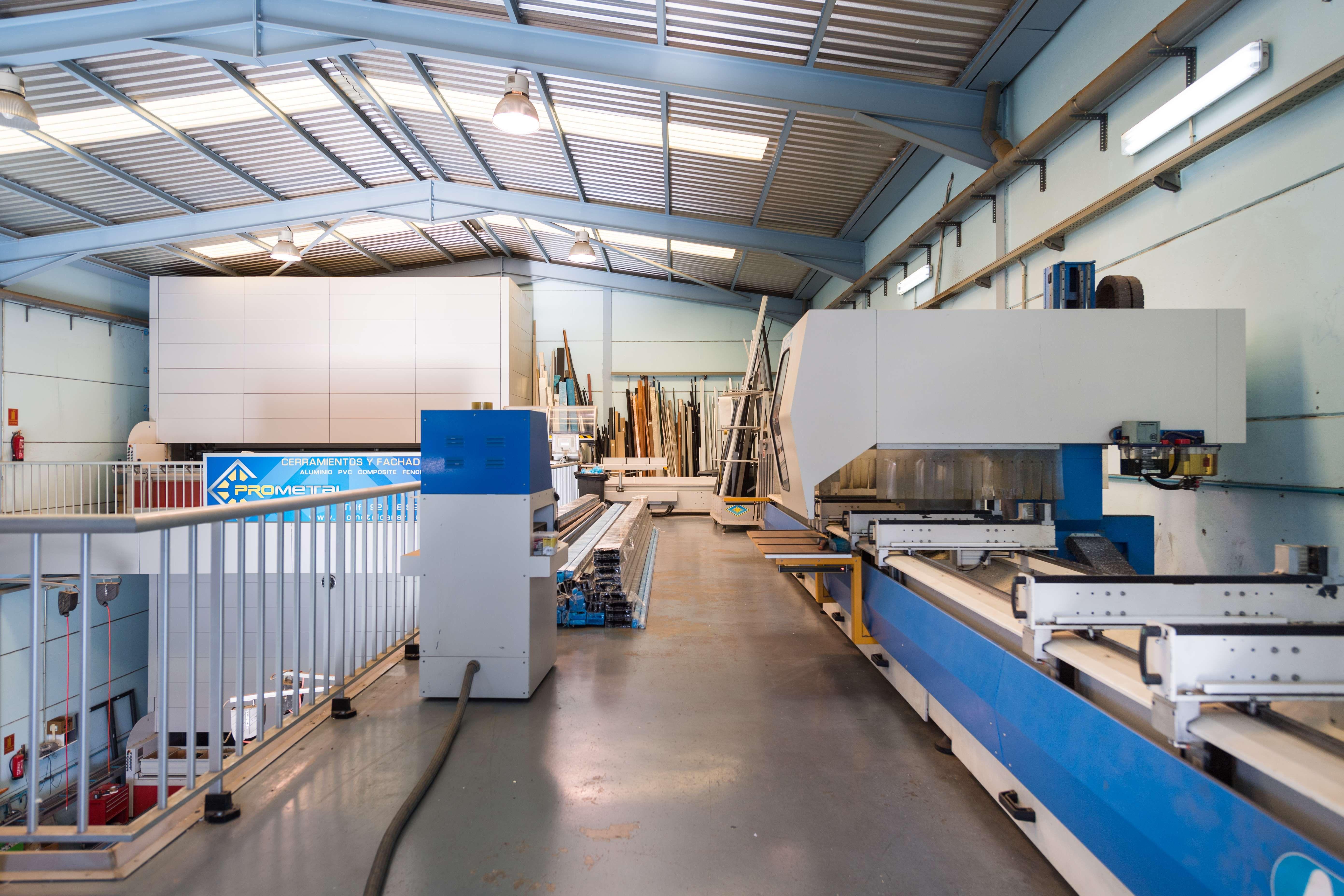 Fabricación de ventanas de aluminio en Gran Canaria