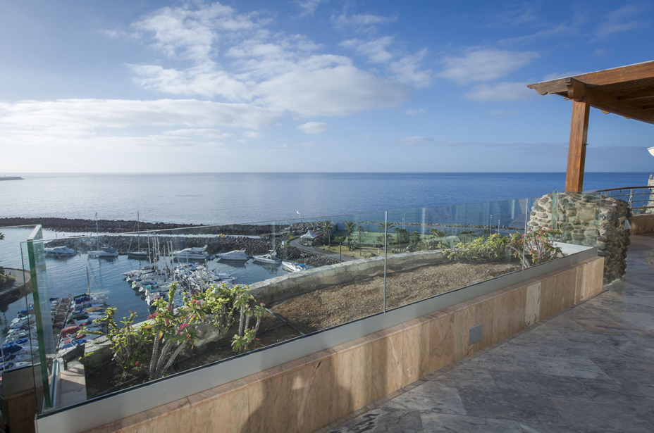 Muros de cortina en Gran Canaria