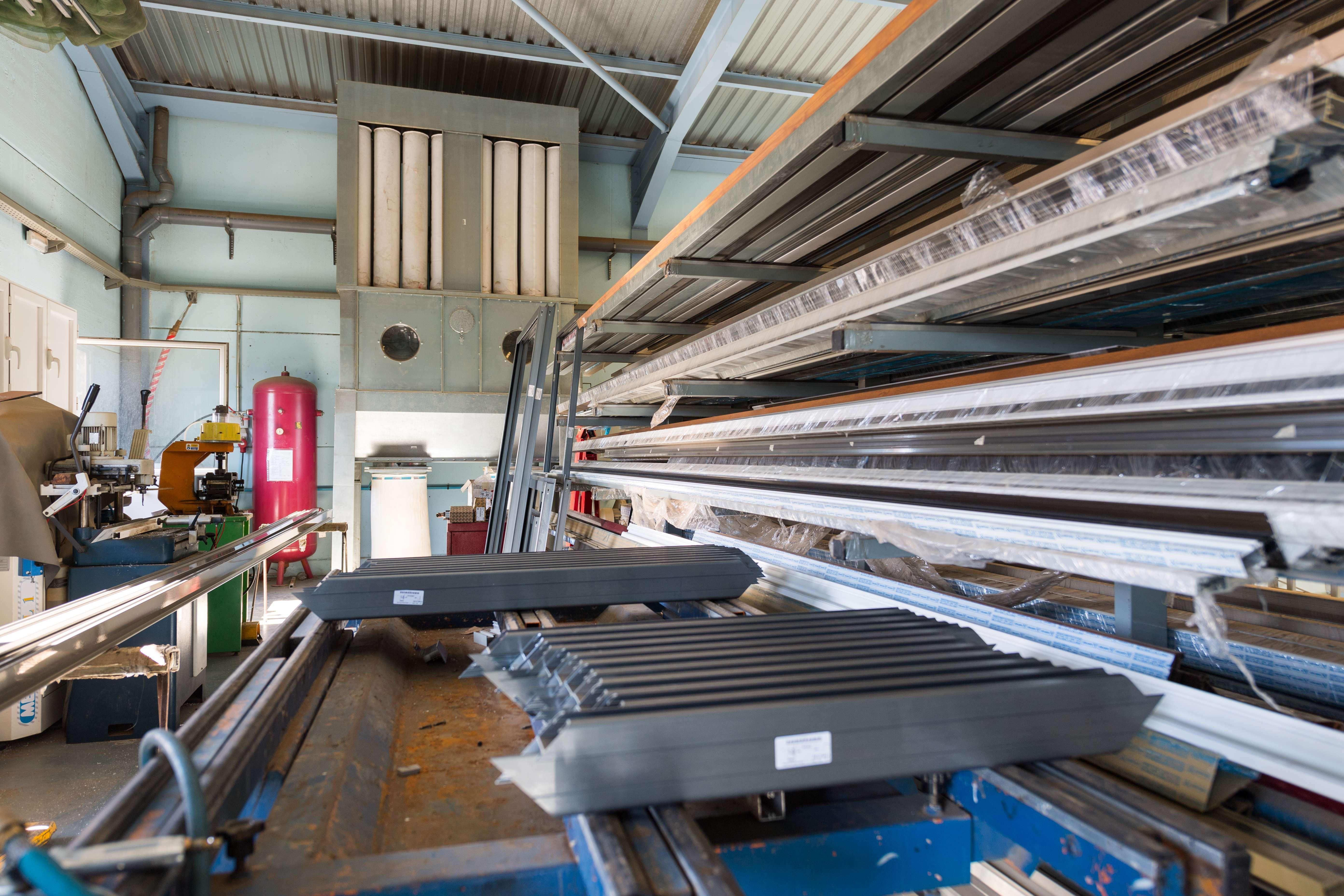 Carpinterías de aluminio en Gran Canaria