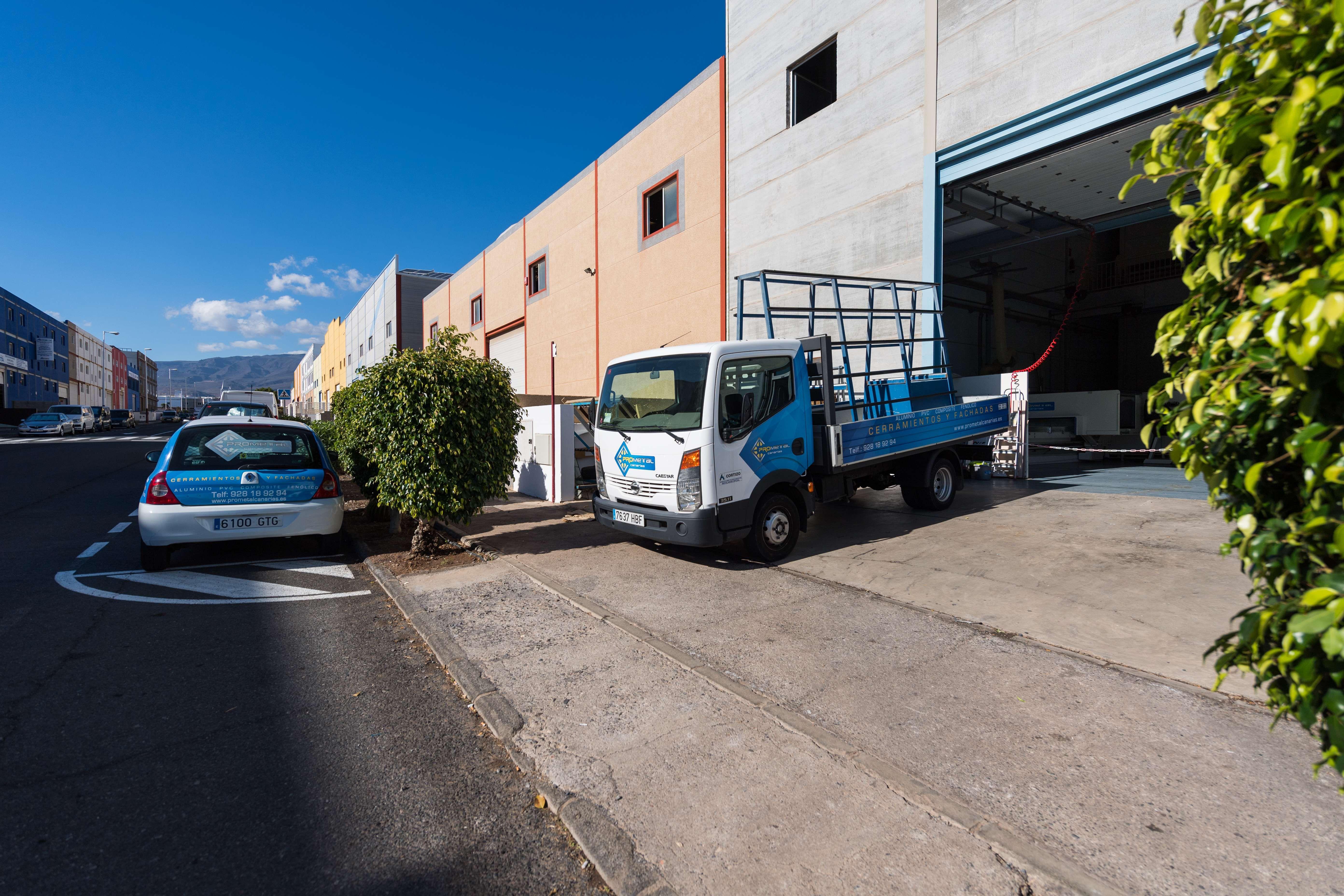 Carpintería de aluminio y PVC en Gran Canaria