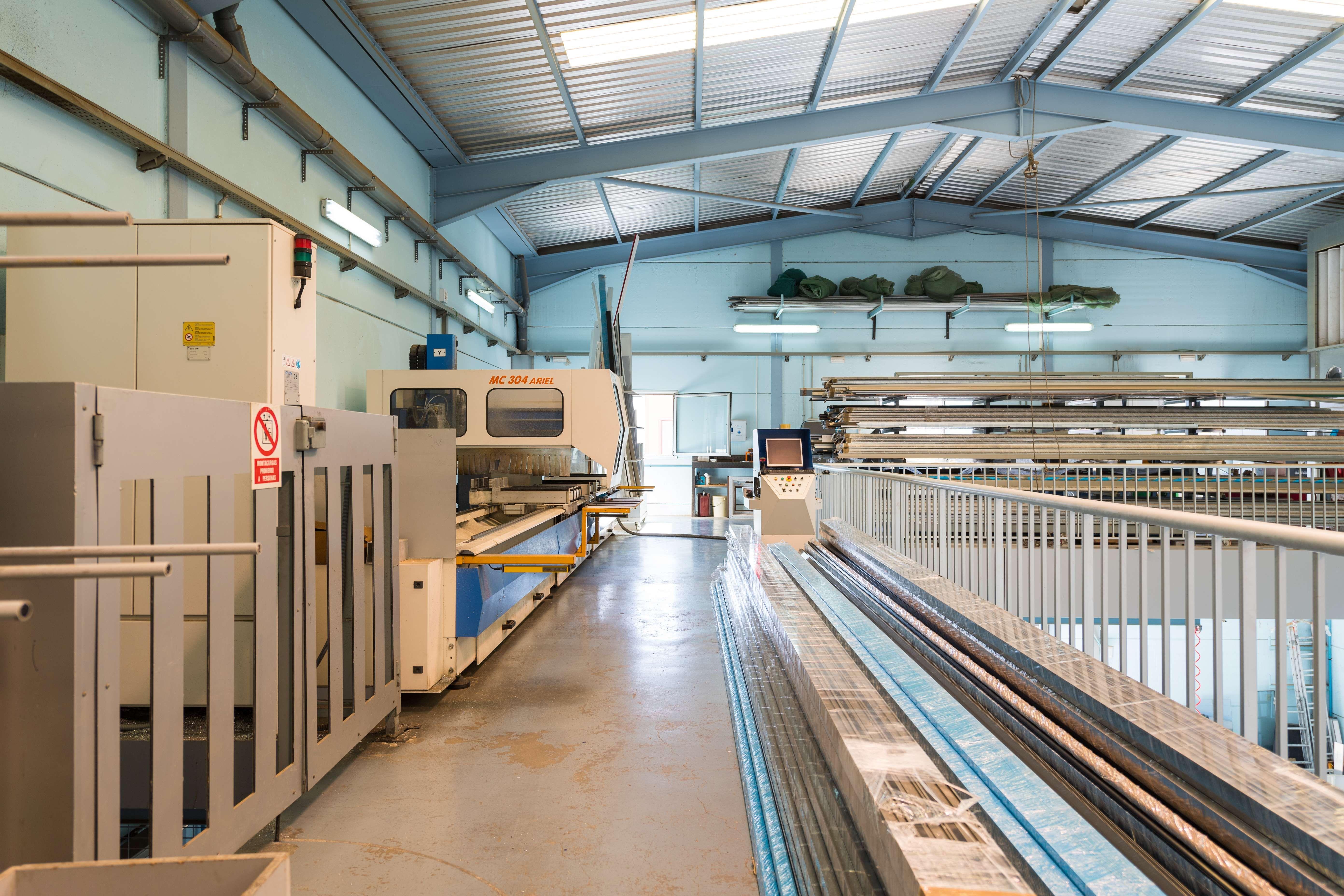 Carpintería de aluminio y pvc en Agüimes