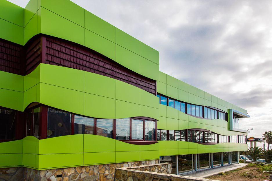 Revestimiento de fachadas en Gran Canaria