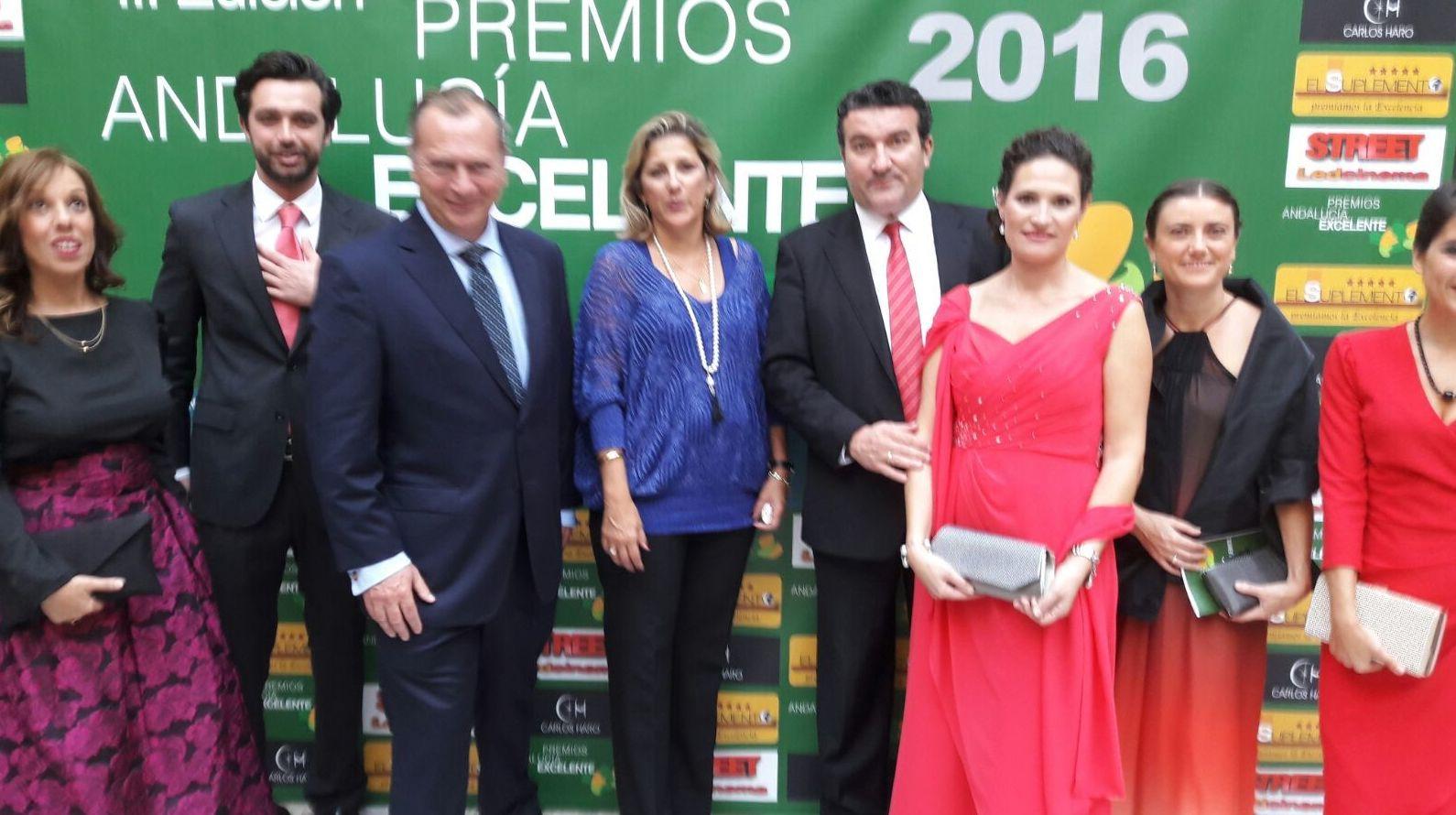 Andalucía Excelente: Premio de derecho al Bufete Monzón Martos Abogados (LEGALSEGUR S.L.P.U)