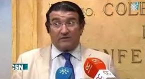 D. Manuel Martos entrevista en Canal Sur