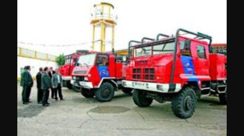 Defensa del personal de bomberos y emergencias (061, 112 (...))