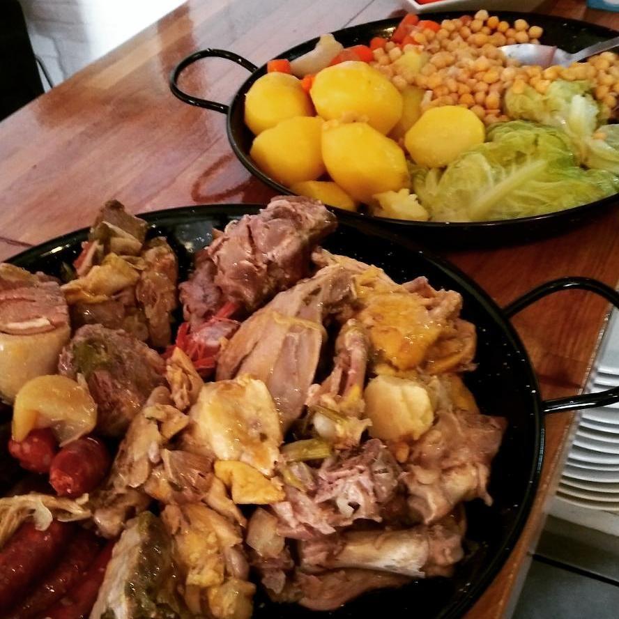Platos y menú del día: Carta de Noa