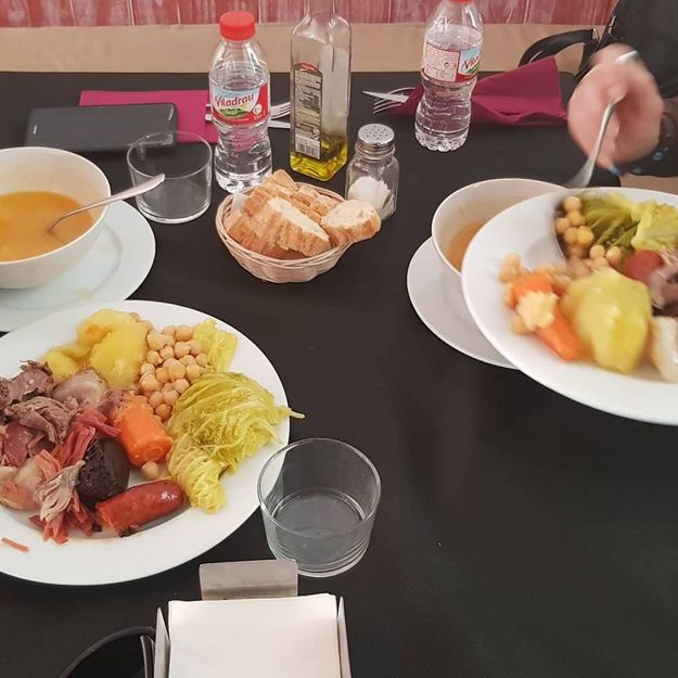Comida casera en Barcelona