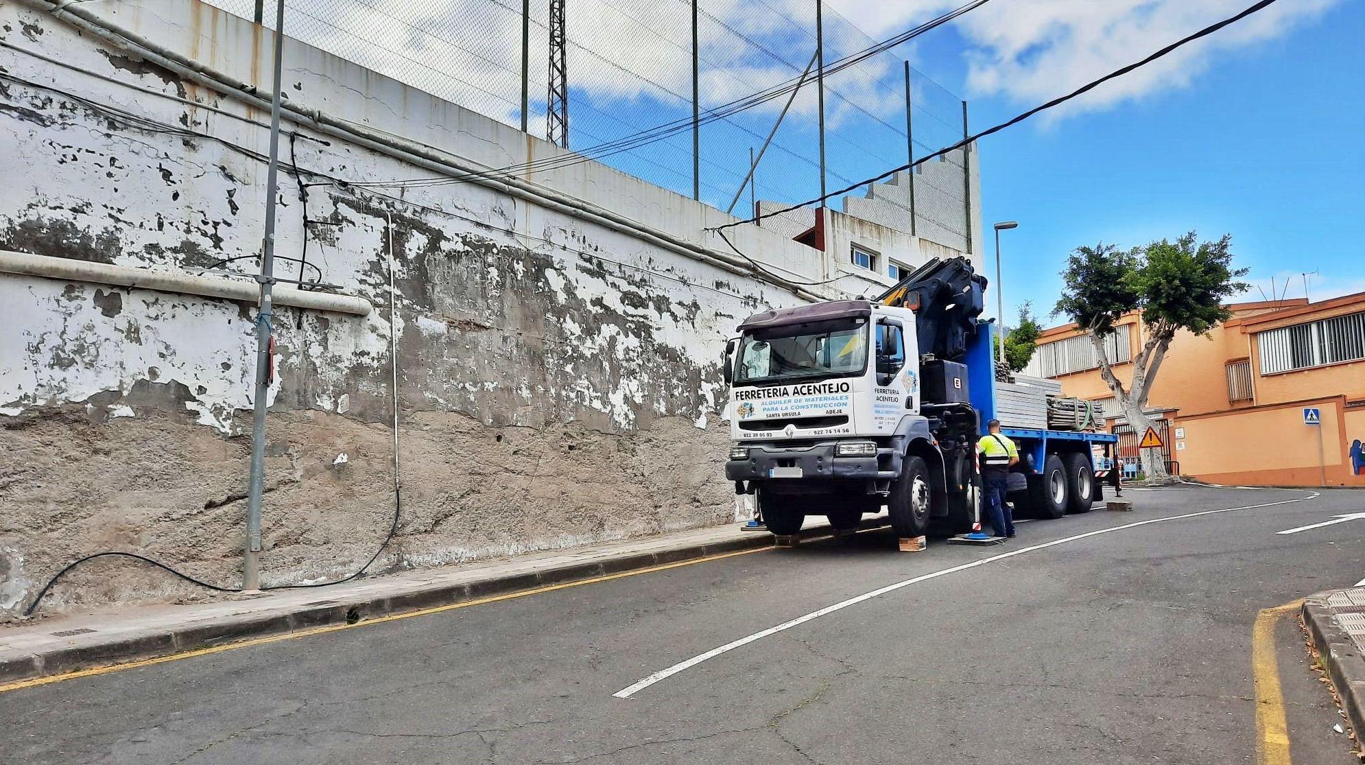 Foto 118 de Andamios en La Victoria de Acentejo | Servicios Tracentejo, S.L.