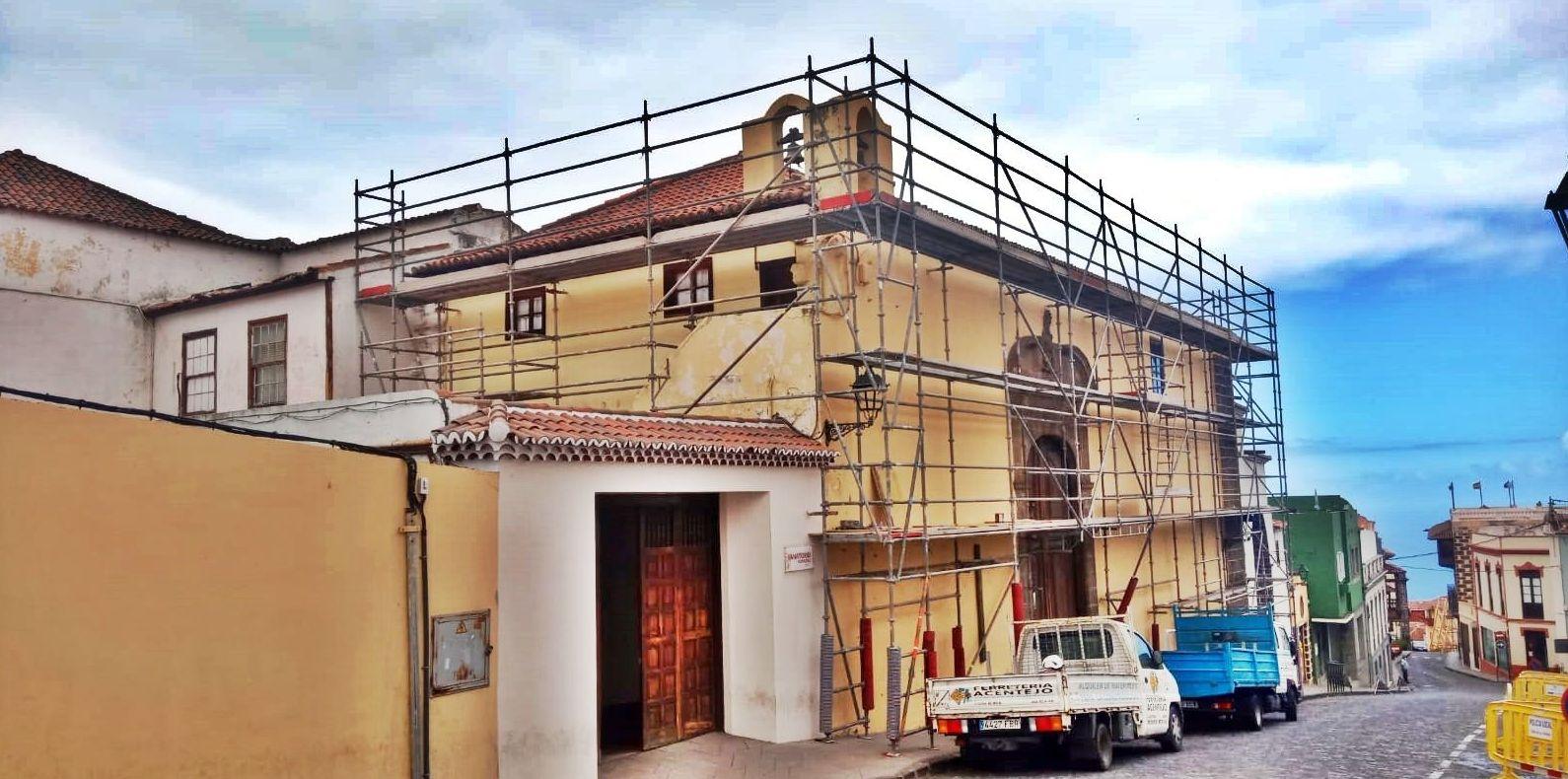 Foto 302 de Andamios en La Victoria de Acentejo | Servicios Tracentejo, S.L.