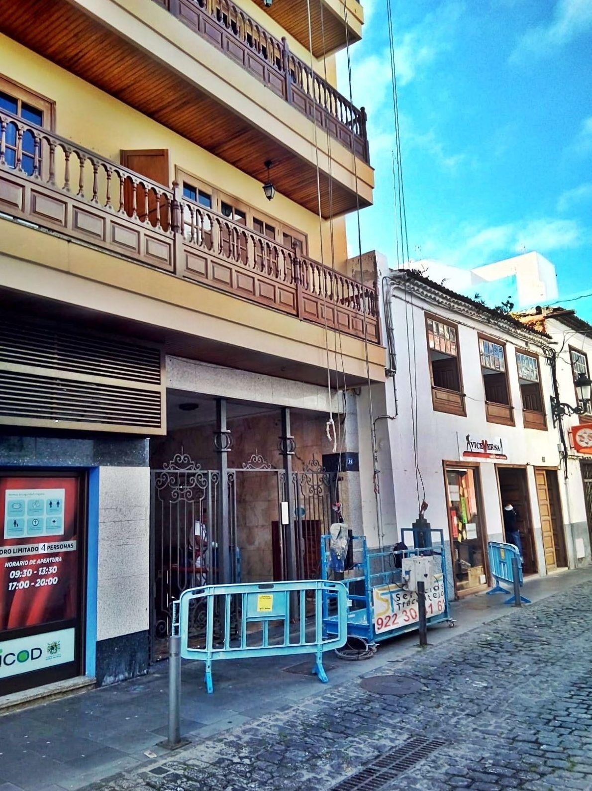 Foto 5 de Andamios en La Victoria de Acentejo | Servicios Tracentejo, S.L.