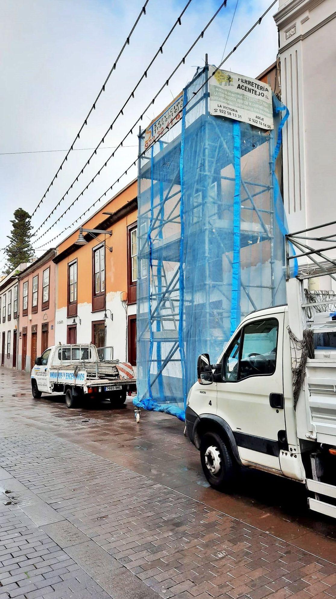 Foto 48 de Andamios en La Victoria de Acentejo | Servicios Tracentejo, S.L.