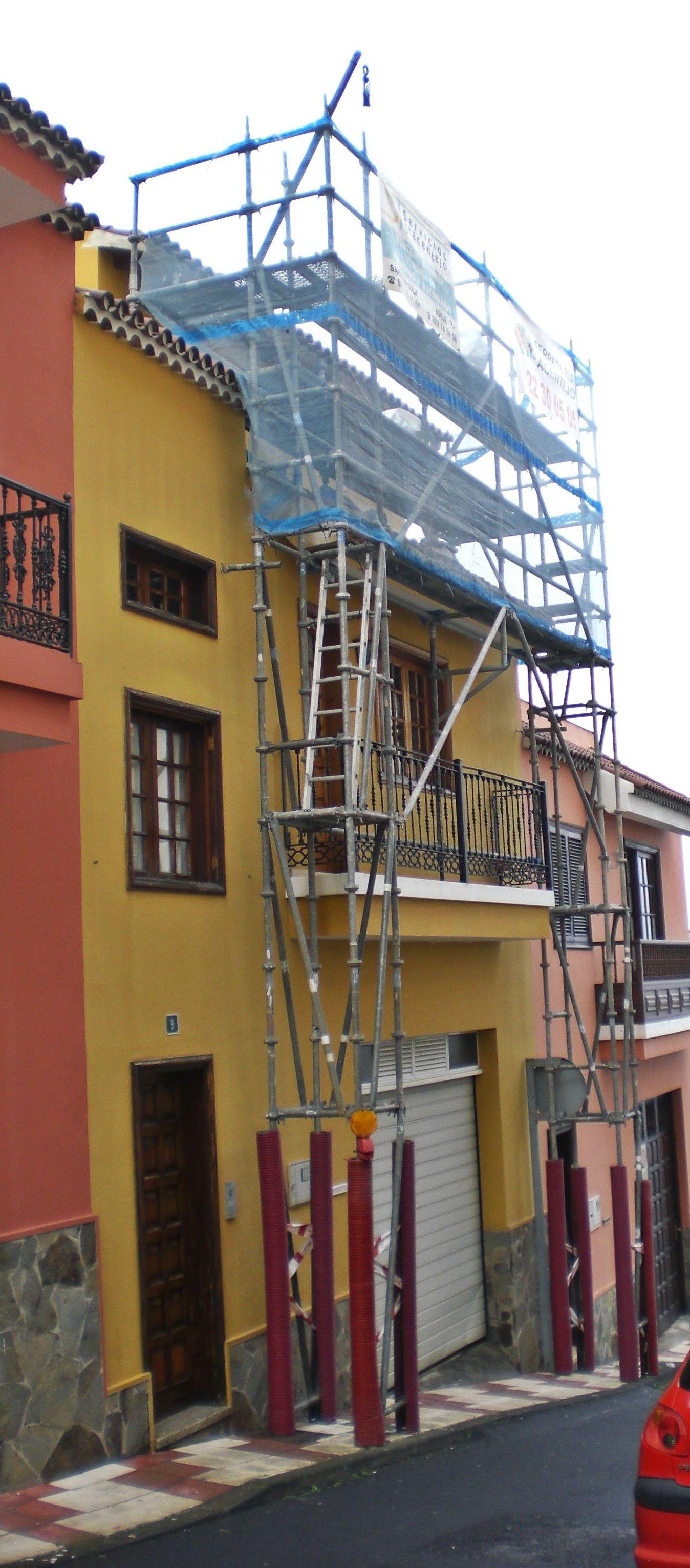 Foto 35 de Andamios en La Victoria de Acentejo | Servicios Tracentejo, S.L.