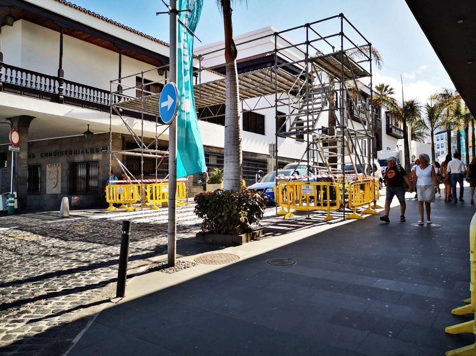 Foto 193 de Andamios en La Victoria de Acentejo | Servicios Tracentejo, S.L.