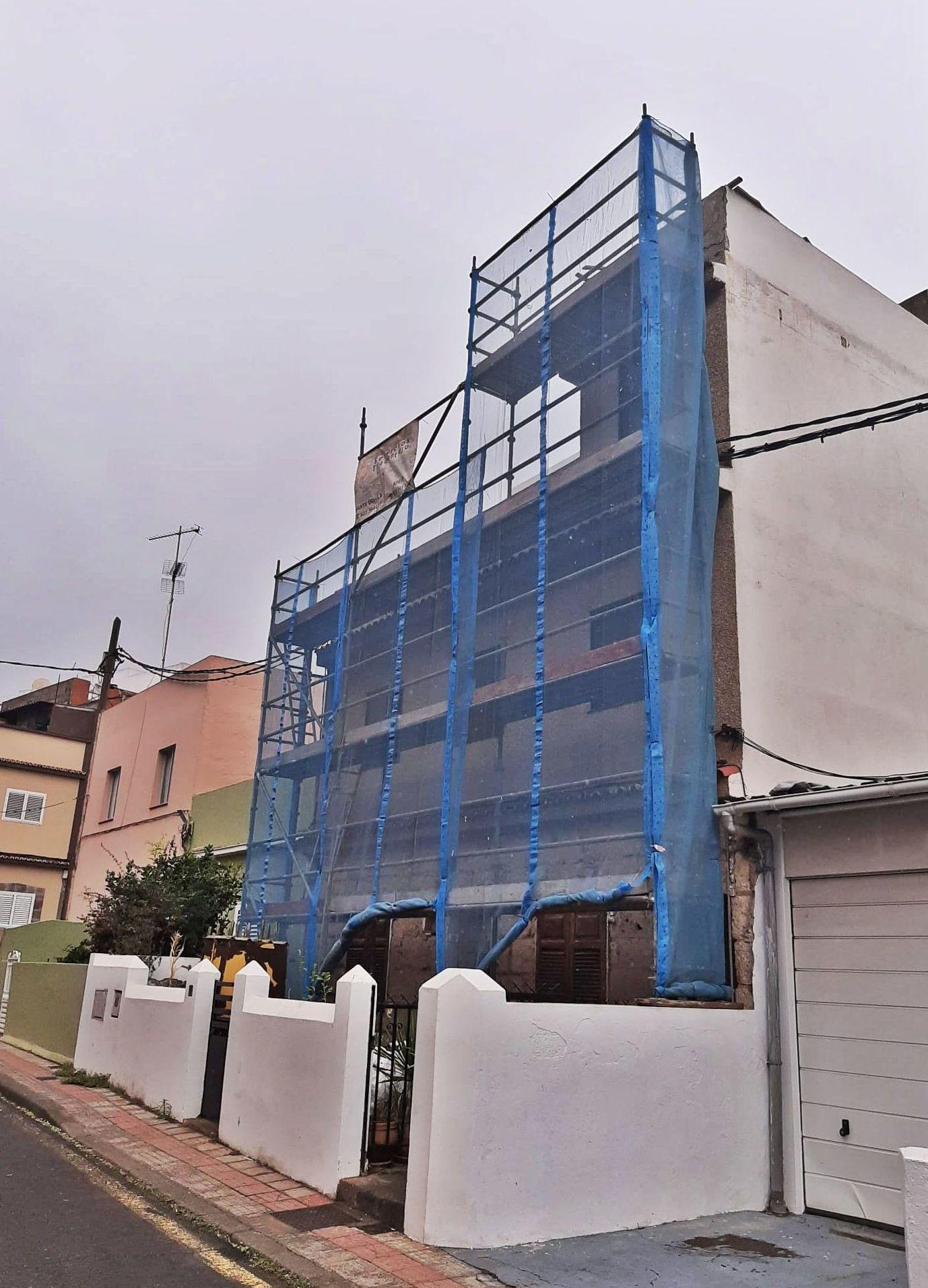 Foto 182 de Andamios en La Victoria de Acentejo   Servicios Tracentejo, S.L.