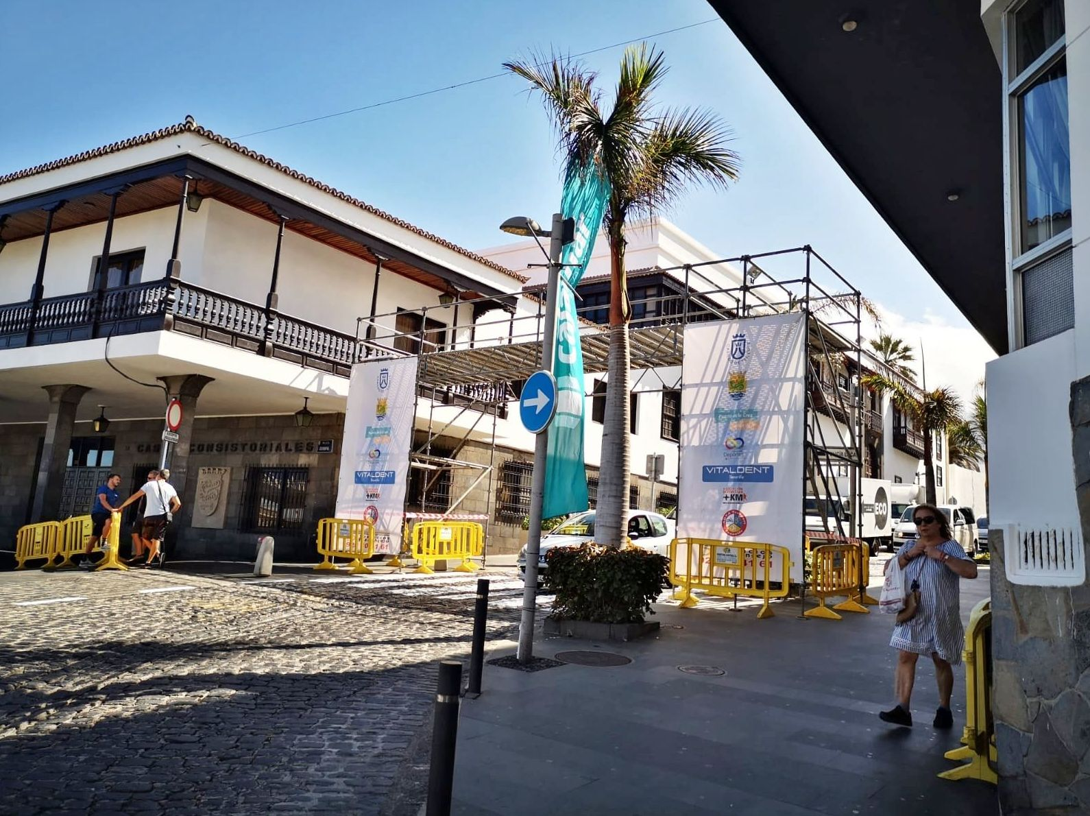 Foto 195 de Andamios en La Victoria de Acentejo | Servicios Tracentejo, S.L.