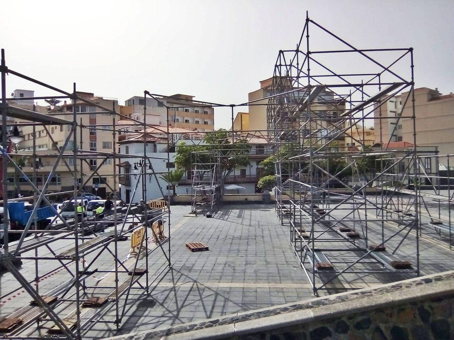 Foto 354 de Andamios en La Victoria de Acentejo | Servicios Tracentejo, S.L.
