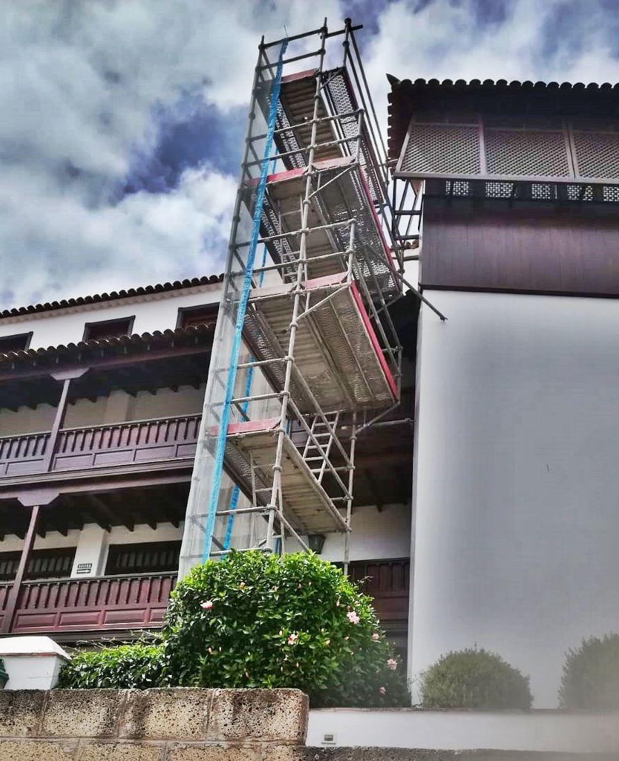 Foto 216 de Andamios en La Victoria de Acentejo   Servicios Tracentejo, S.L.