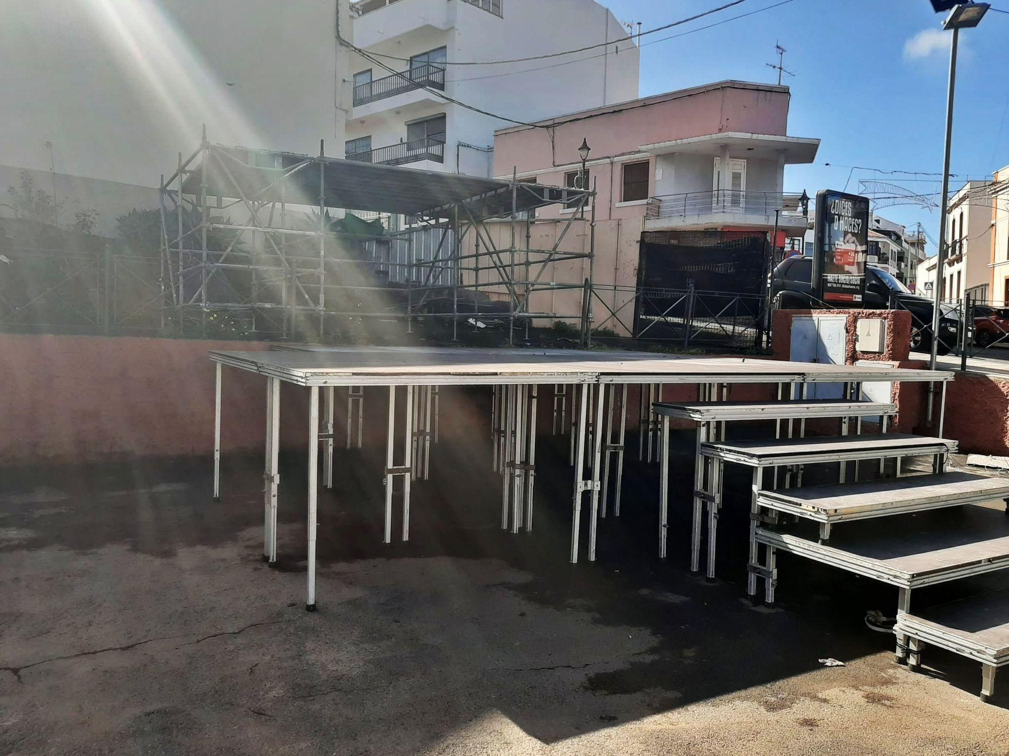 Foto 252 de Andamios en La Victoria de Acentejo | Servicios Tracentejo, S.L.