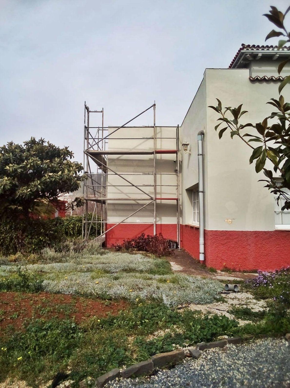 Foto 8 de Andamios en La Victoria de Acentejo | Servicios Tracentejo, S.L.