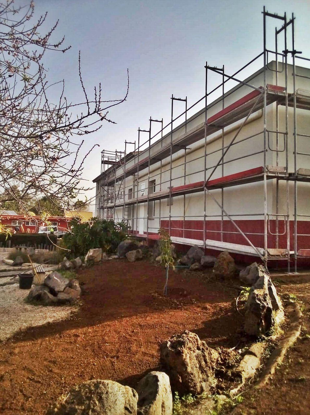 Foto 218 de Andamios en La Victoria de Acentejo | Servicios Tracentejo, S.L.