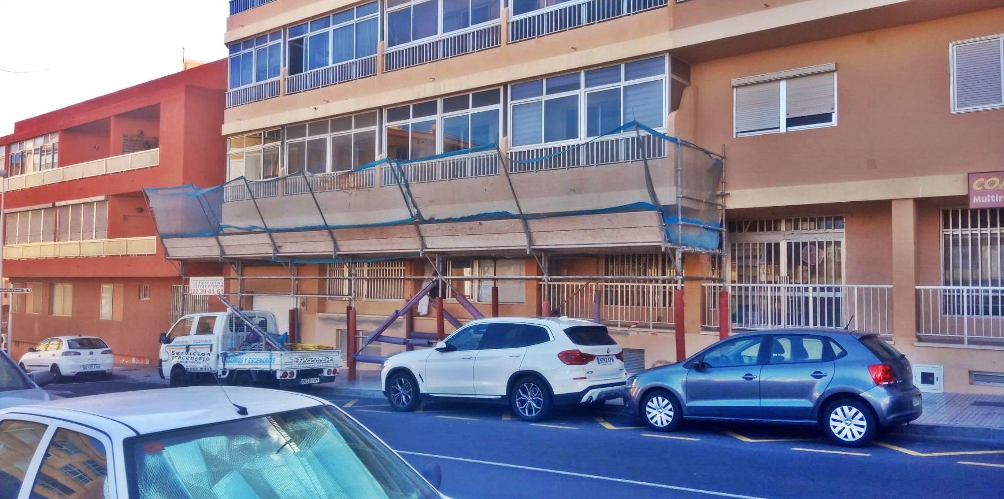 Foto 137 de Andamios en La Victoria de Acentejo | Servicios Tracentejo, S.L.